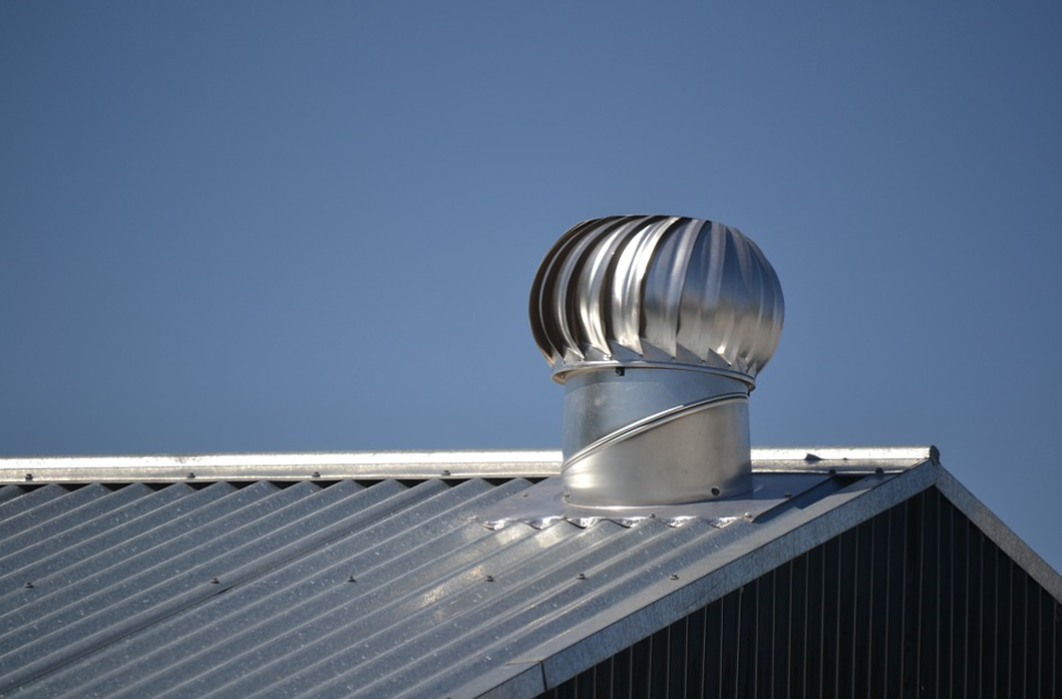 An image of metal roofing in Huntington Beach, CA